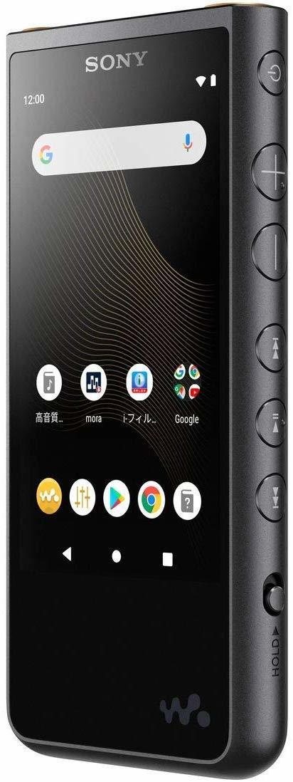 Sony Walkman NW-ZX507B чёрный купить в Sony Centre Воронеж