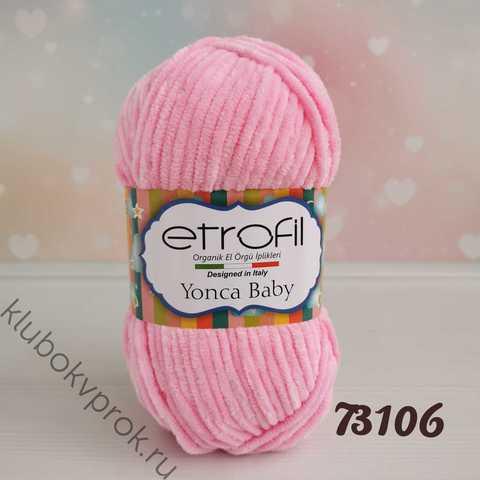 ETROFIL YONCA BABY 73106, Детский розовый