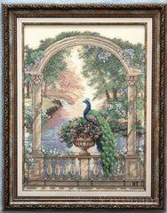 DIMENSIONS Величественный павлин (Majestic Peacock)