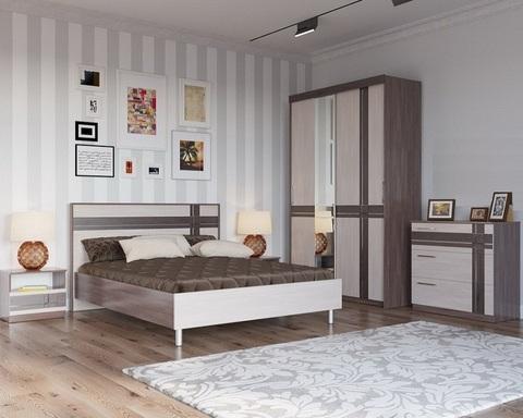 Спальня модульная ПРЕЗЕНТ-2