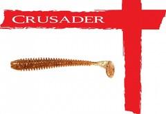 Виброхвост Crusader No.02 80мм, цв.052, 10шт.