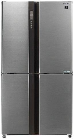 Холодильник side-by-side Sharp SJ-EX93PSL