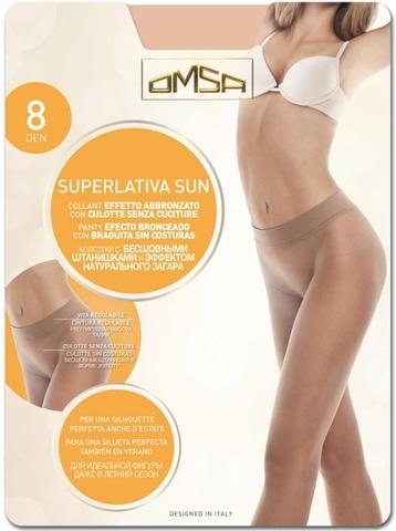 Omsa Superlativa Sun 8 колготки женские