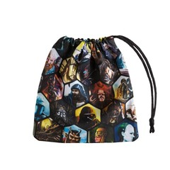 Q WORKSHOP Branded Fullprint Dice Bag