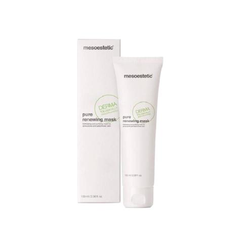 Очищающая маска для проблемной кожи / Pure renewing mask 100 ml