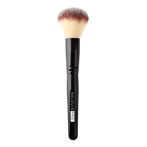 Кисть косметическая для пудры Relouis pro powder brush №1