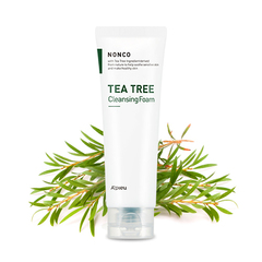 Очищающая пенка A'PIEU Nonco Tea Tree Cleansing Foam 130ml