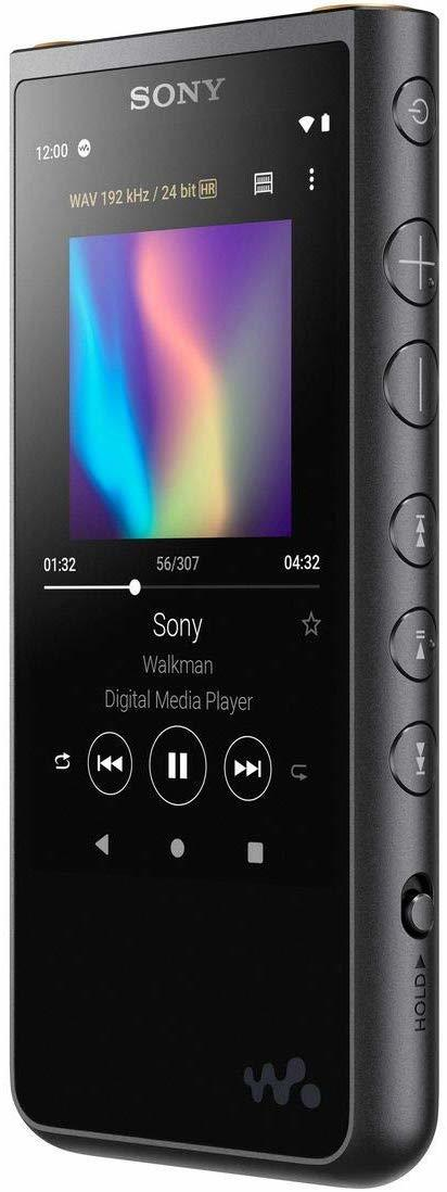 Sony NW-ZX507B аудиоплеер чёрного цвета купить в Sony Centre Воронеж