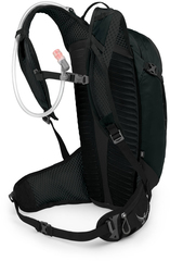 Рюкзак велосипедный Osprey Siskin 12 Obsidian Black - 2