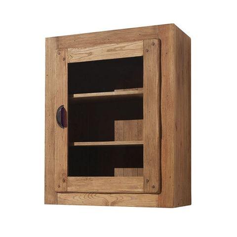 Шкаф навесной застекленный Галвей 60