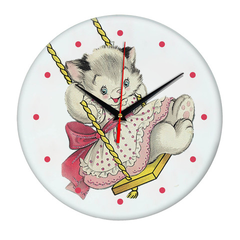 Сувенир и подарок часы cats0078