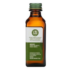 Лимонный ароматизатор 59 мл, Simply Organic
