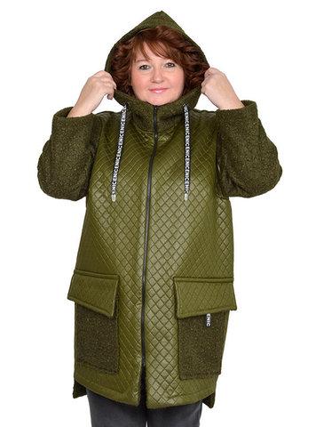 Куртка Лотта оливковая