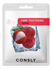 Consly - Тканевая маска с экстрактом личи, 20мл