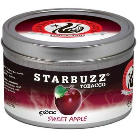 Starbuzz Sweet Apple