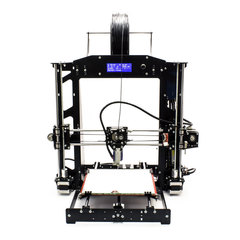 Фотография — 3D-принтер 3DIY Prusa i3 Steel v2 Kit (набор для сборки)
