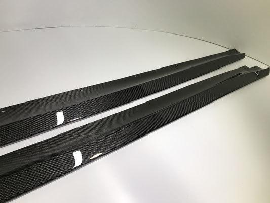 Карбоновые пороги   для BMW X5M F85