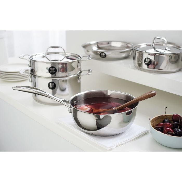 Сковорода-гриль CHEF (26,5х26,5 см)