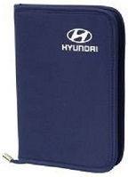 Папка для документов Hyundai
