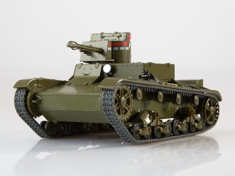Tank HT-26 Our Tanks #23 MODIMIO Collections 1:43
