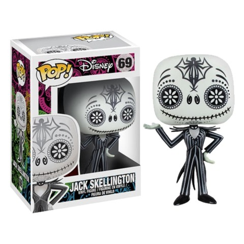 Фигурка Funko Pop! Disney: The Nightmare Before Christmas - Jack Skellington