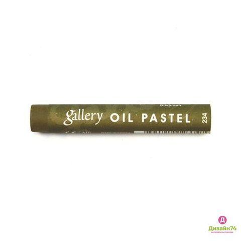 Пастель масляная Mungyo, профессиональная, цвет № 234 Оливково-коричневый