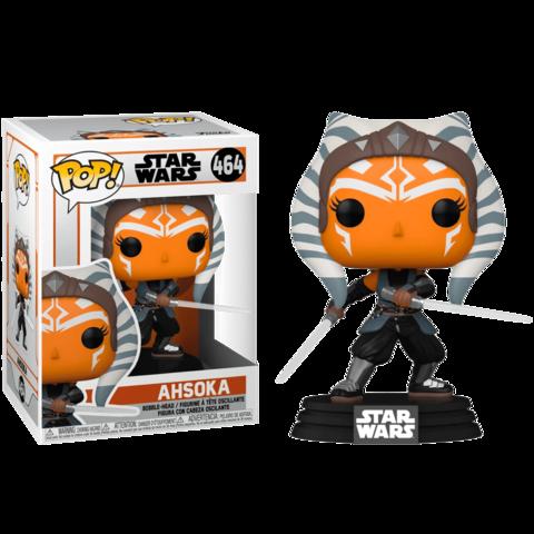 Ahsoka w/ Sabers (464) Star Wars Funko Pop! || Асока
