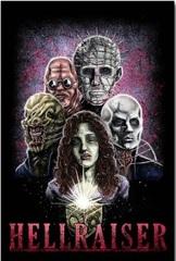 Постер Арт Восставший из ада
