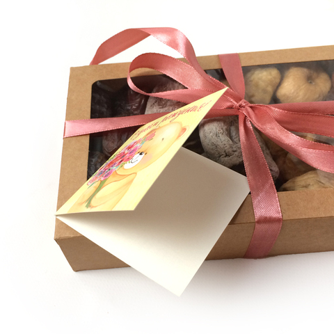 Подарочный набор сухофруктов