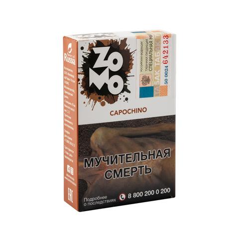 Табак ZOMO Capochino (Кофе Молоко) 50 г