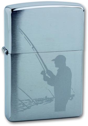 Зажигалка Zippo Fisherman123