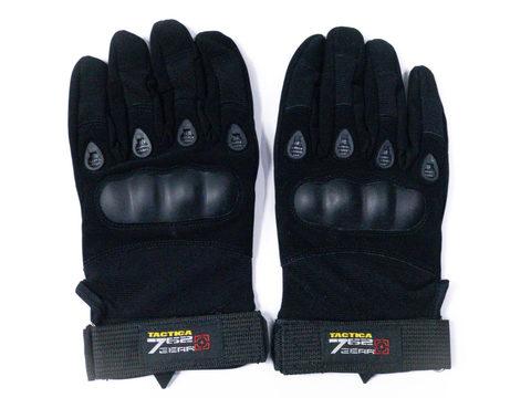 Перчатки тактические 7.62, черные