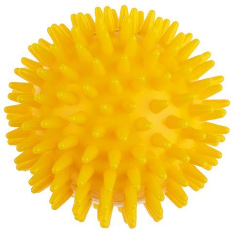 Массажный шарик Ежик ,8 см, пластик
