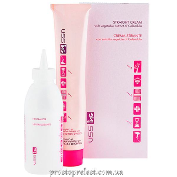 ING Professional Liss-ING Kit Straight Cream - Набор для химического выпрямления