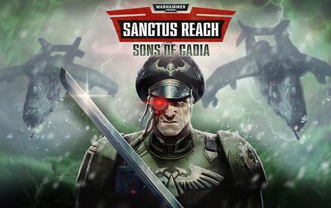 Warhammer 40,000: Sanctus Reach - Sons of Cadia DLC (для ПК, цифровой ключ)