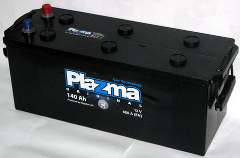 Аккумулятор Plazma Original 140Ah 680A L+