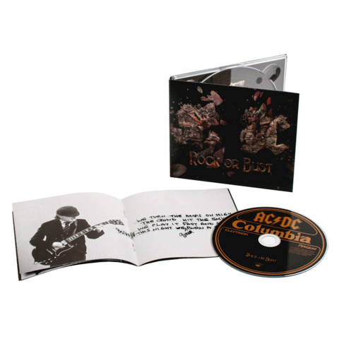 AC/DC / Rock Or Bust (CD)