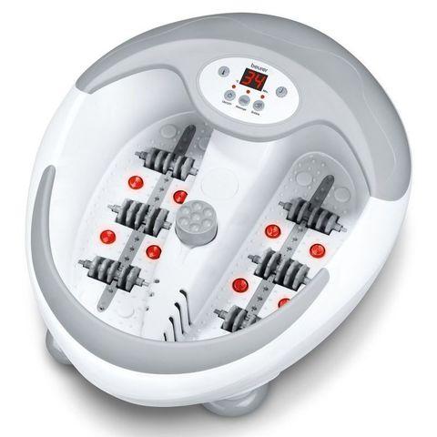 Гидромассажная ванночка для ног Beurer (B-FB50) 400Вт белый