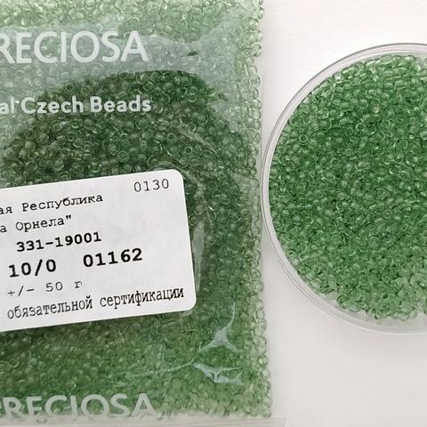 01162 Preciosa 10/0 50грамм (1 сорт)