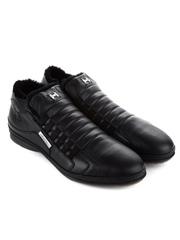 Кожаные кроссовки Alexander Hotto 52400 на меху