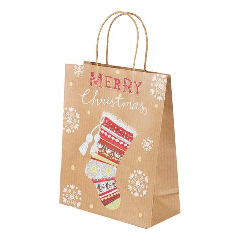 Пакет Happy Christmas M