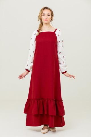 Платье в русском стиле Алёнушка