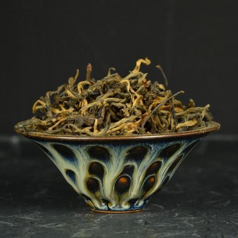 Дянь Хун А, Красный чай