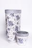 Модификации ваз, с росписью глазурью.
