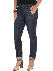 D537B джинсы женские, синие