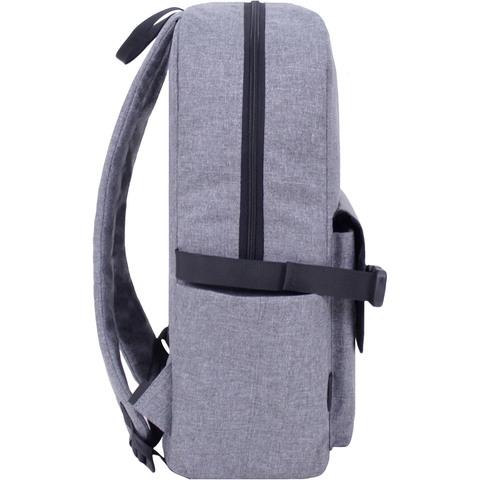 Рюкзак Bagland Flash 21 л. серый (0012269)