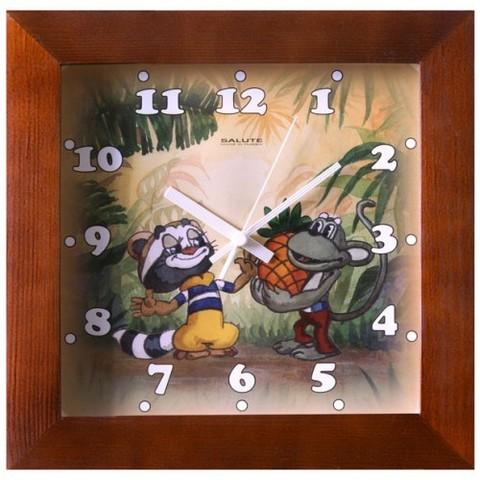 Настенные часы Салют ДС-2АА28-425