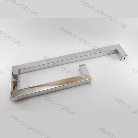 Ручка душевая под полотенце HDL-623 PSS нерж. сталь