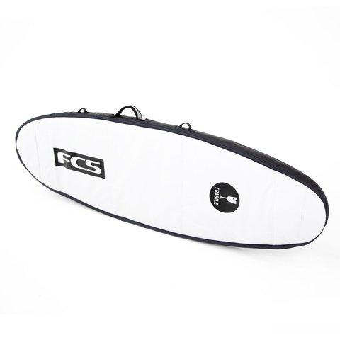 Чехол для двух сёрфбордов FCS Travel 2 Funboard Surfboard Cover 7'0