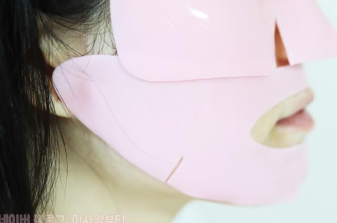 Dr.Jart+ Cryo Rubber Mask With Firming Collagen маска для лица подтягивающая